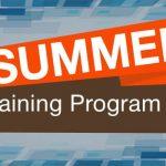 Summer-Training-Program